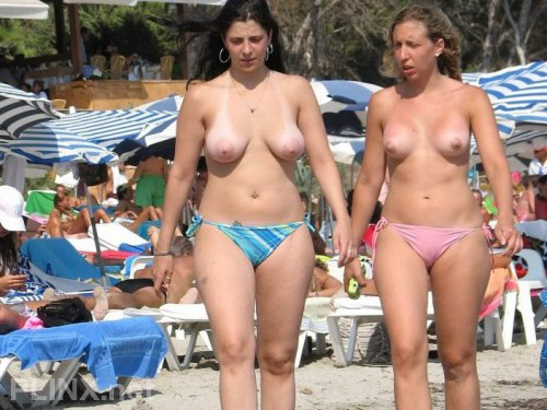 Beach Woman With Tanlines 3  Pictures