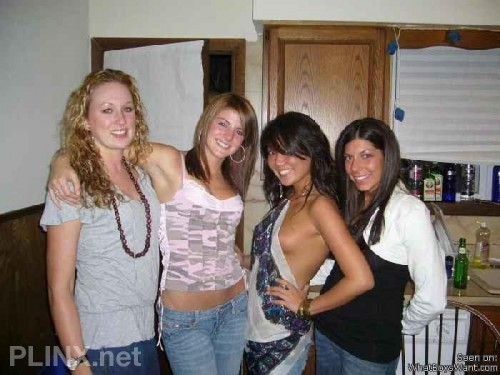 A Girl At A Party 39